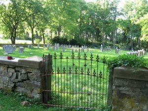 The Allen Township Presbyterian Church Cemetery