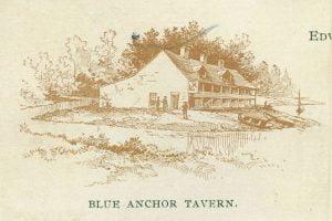 The Blue Anchor Tavern