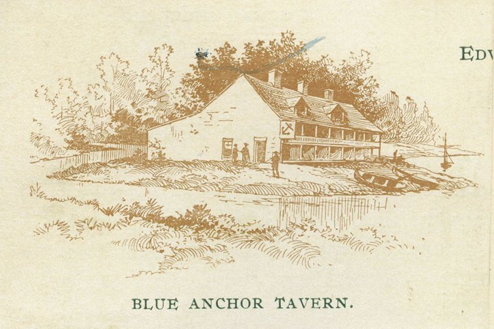 The Blue Anchor Tavern